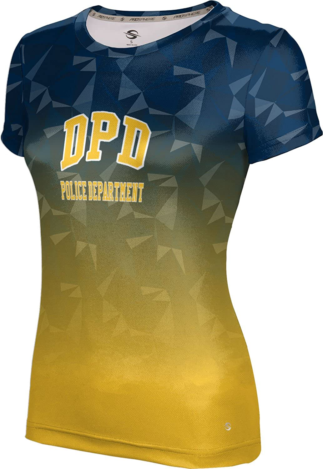 ProSphere Women's Denver Police Department Gov-Fire-Police Maya Tech Tee