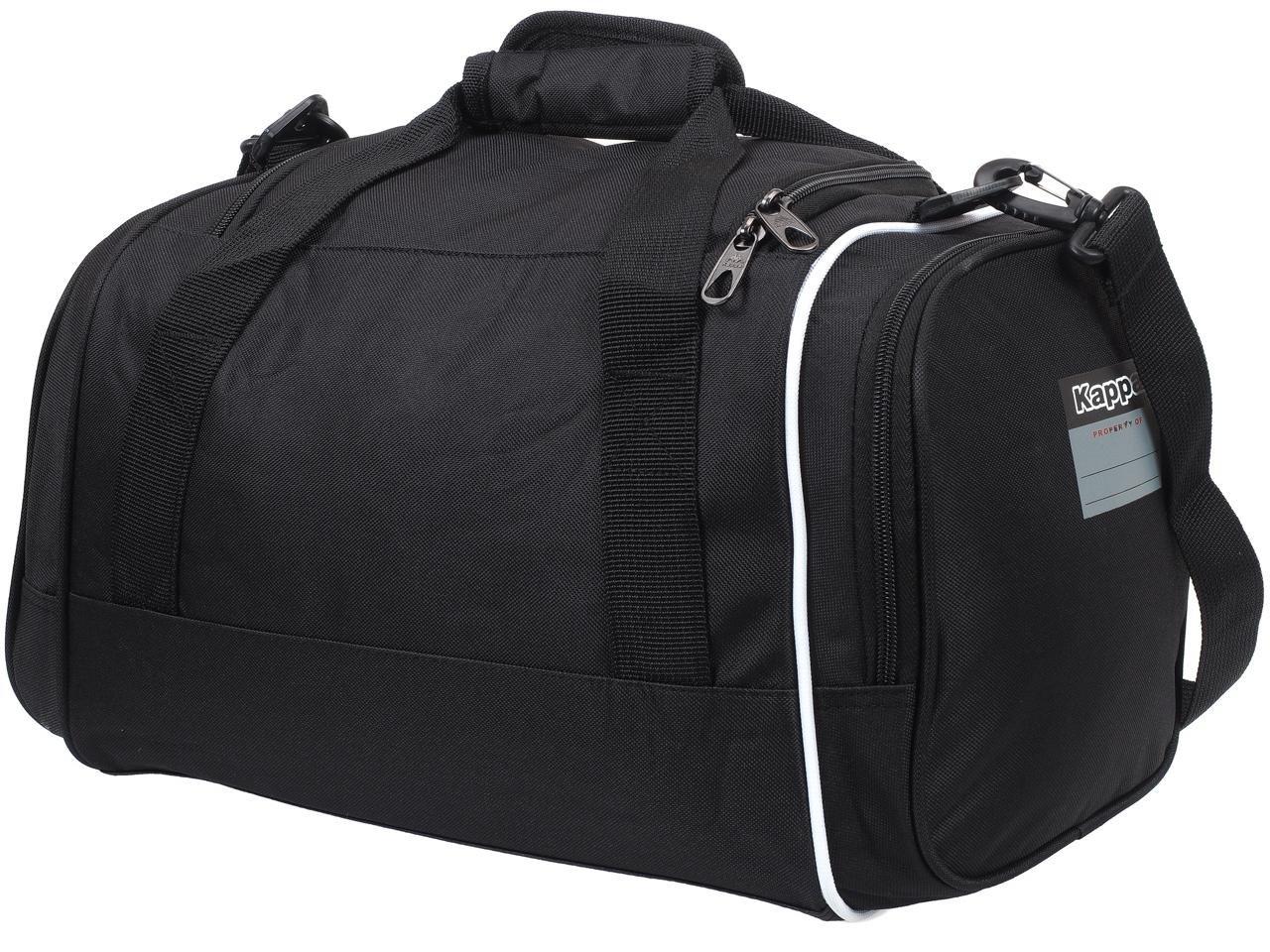 52cc137250 Kappa Borzino xs noir - Sac de sport - Noir - Taille Unique: Amazon.fr:  Sports et Loisirs