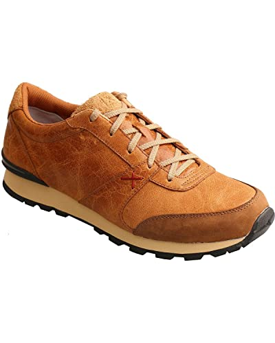 Twisted X Men s Western Athleisure Shoes Tan 7.5 D 08ee1862663