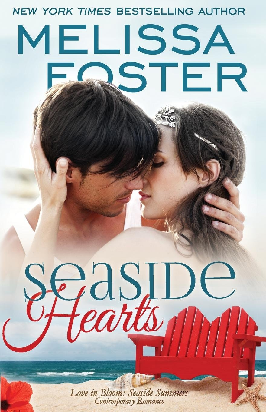 Download Seaside Hearts (Love in Bloom: Seaside Summers, Book 2) Contemporary Romance (Volume 19) PDF