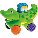Fisher-Price Amazing Animals Press and Go Crocodile