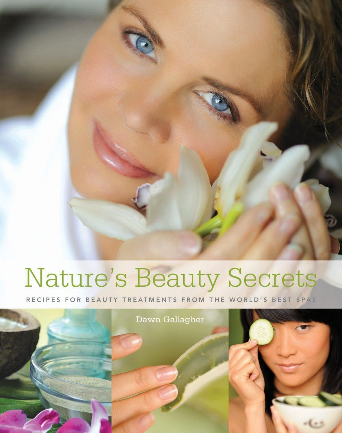 Nature's Beauty Secrets: Recipes for Beauty Treatments from the World's Best Spas ebook