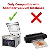 UltraSource Vacuum Chamber Pouches, 10 x 13, 3 mil