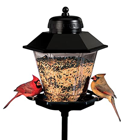 Cherry Valley Coach Lamp Bird Feeder Model 6200