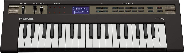 Teclado sintetizador profesional Yamaha reface DX: Amazon.es ...