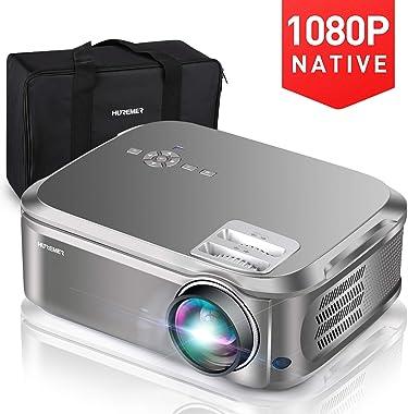 HUREMER UK76 Native 1080P Projector