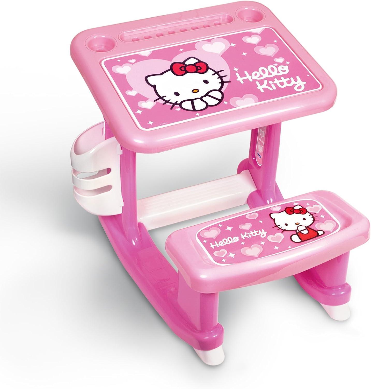 Canal Toys Hkc 042 Loisirs Creatifs Bureau D Activites Hello Kitty Amazon Fr Jeux Et Jouets