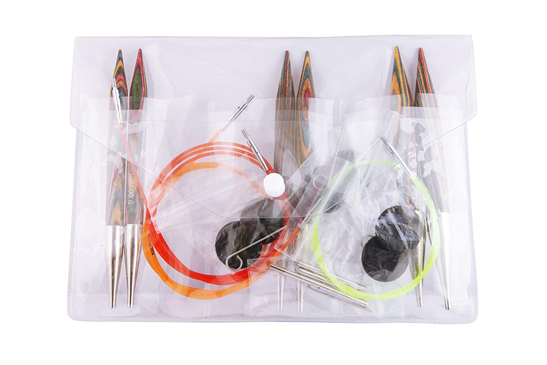 Agujas de tejer Knit Pro Symfonie Chunky Options Set