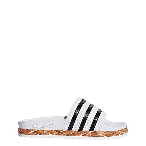 timeless design e87ec af309 adidas Adilette New Bold W Scarpe da Spiaggia e Piscina Donna Amazon.it Scarpe  e borse