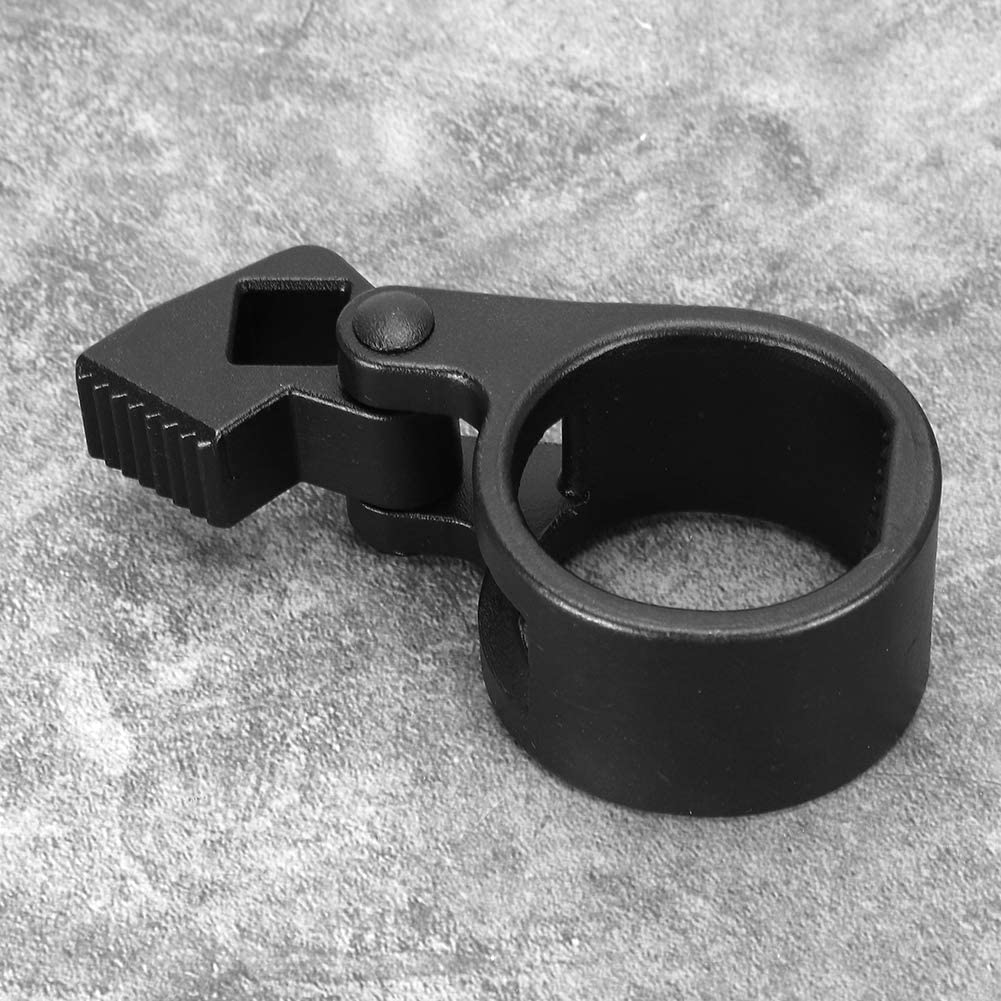 Gorgeri Tie Rod Wrench,Universal Inner Tie Rod End Tool 27-42mm//1.1-1.7in Steering Rod Rack /& Pinion