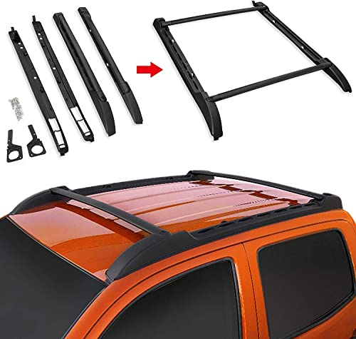 Modifying Crossbars Roof Rack Rails Side Cargo Luggage Carrier Bars