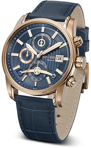 Reloj Duward para Caballero colección Diplomatic Munich modelo D85522.25: Amazon.es: Relojes