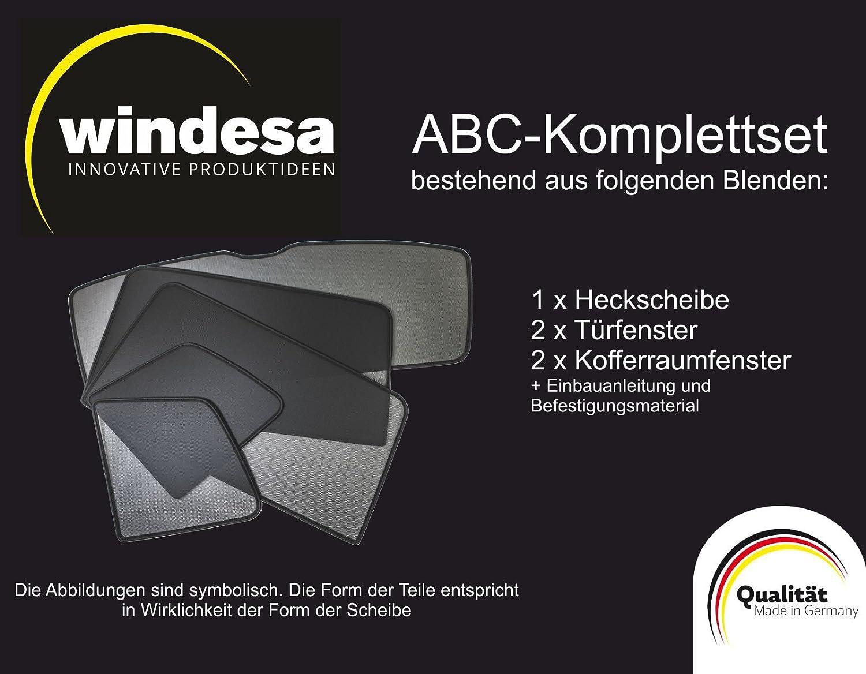 Fahrzeugspezifische Sonnenschutz Blenden AZ17000907