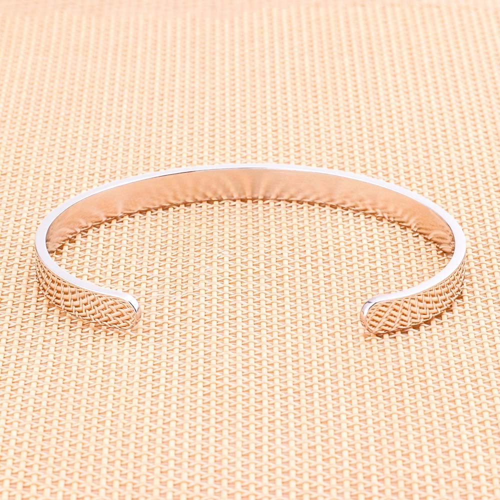 Bracelets for Women Personalized Gifts  Engraved Quote Inspirational Bracelet Birthday Christmas