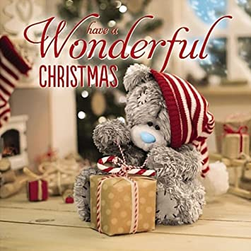 Me to you tatty teddy 3d holographic card to you both christmas me to you tatty teddy 3d holographic card to you both christmas card carte blanche greetings ltd m4hsunfo