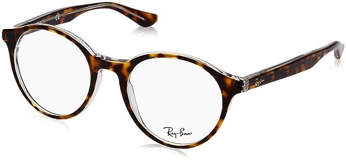 fdb03516d4 Ray-Ban Full Rim Phantos Unisex Spectacle Frame - (0RX5361508251