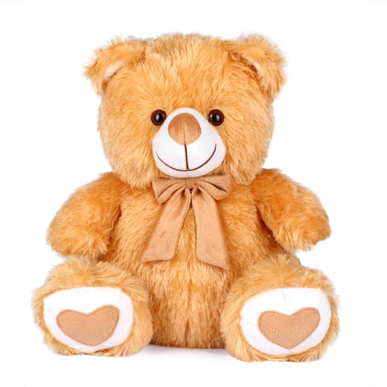 Stuffed teddy bear condom holder