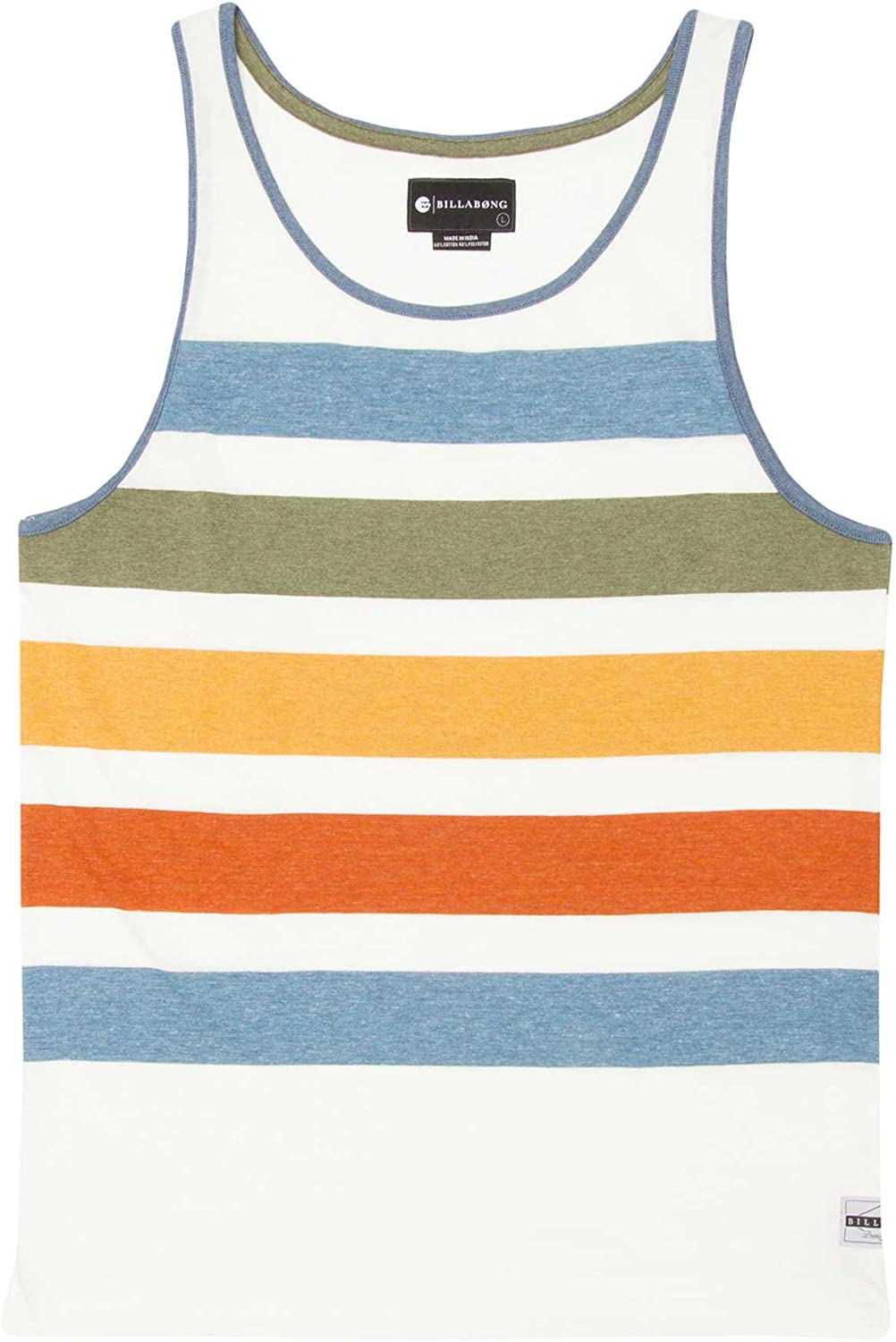 Billabong Mens The Spread Knit Tank
