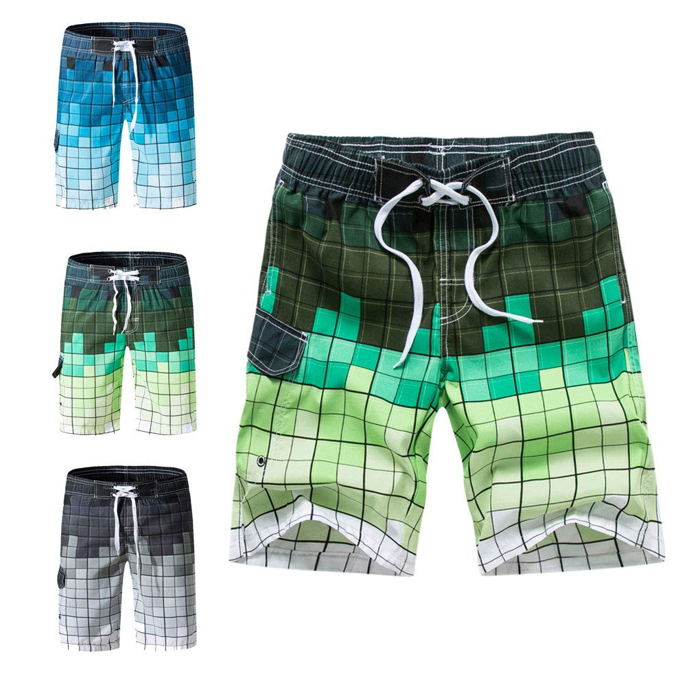 Ophestin men's quick dry swim trunks