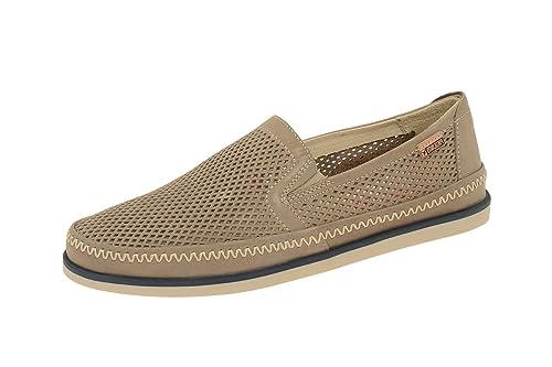 Pikolinos M2g-3095no Piedra - Mocasines de Piel para hombre: Amazon.es: Zapatos y complementos
