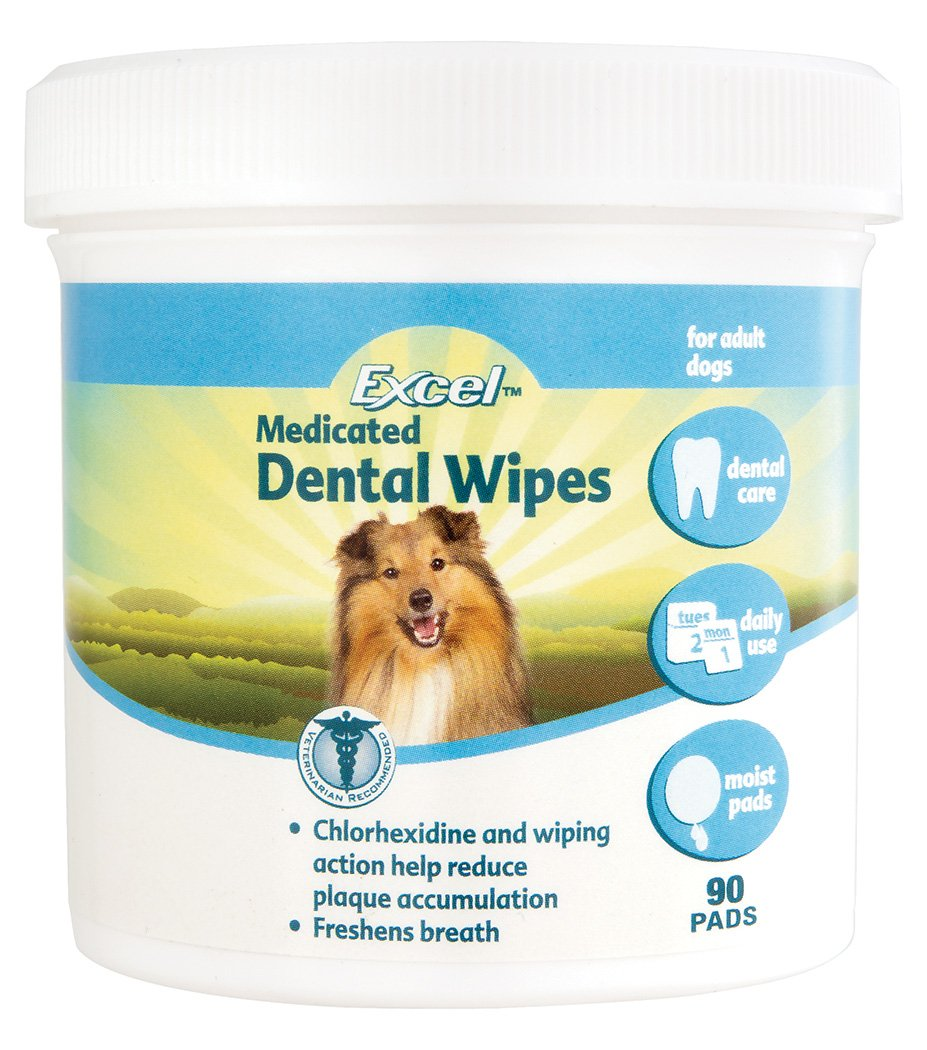 8in1 D.D.S. Dental Wipes, 90-Count