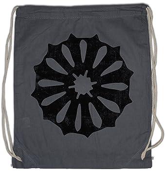 Amazoncom Jumios Symbol Drawstring Bag Gym Sack Insigna Sign