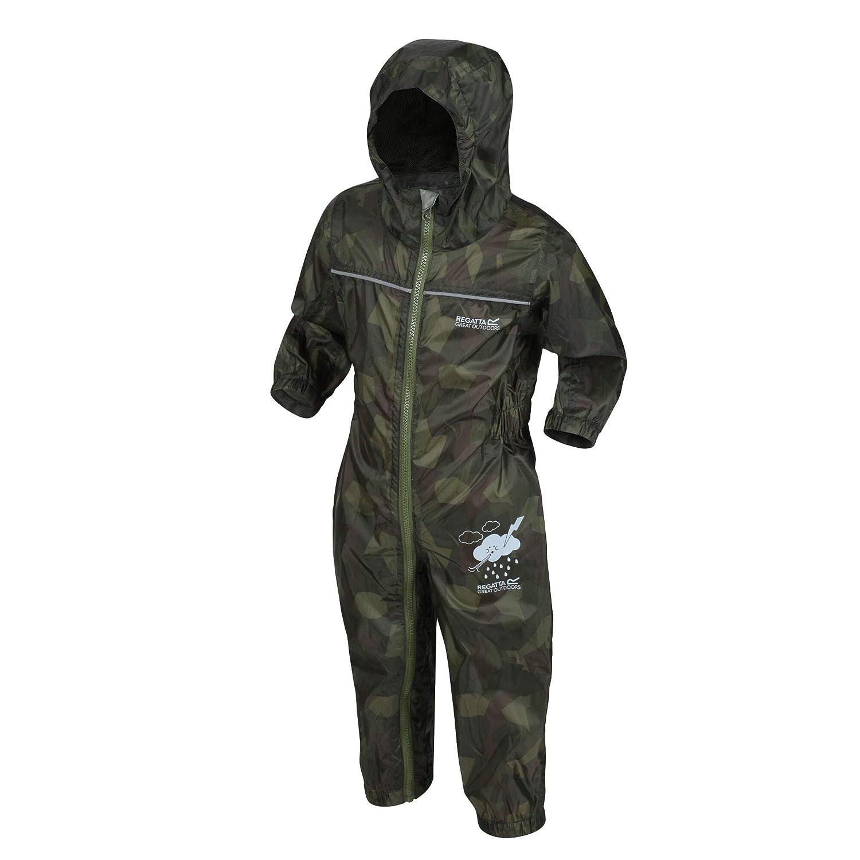 Regatta Puddle IV - Pantalón de chándal para niño, Not Applicable ...