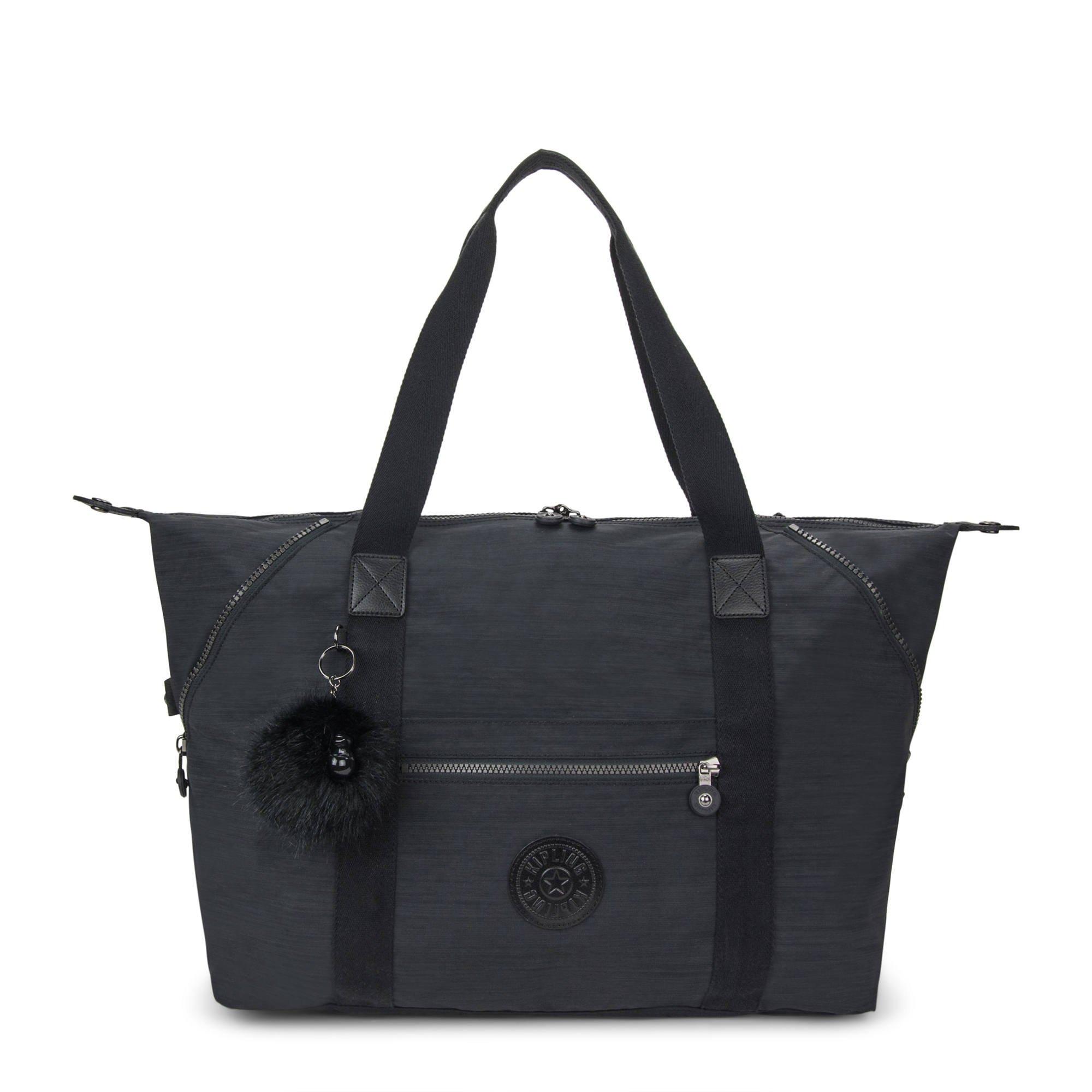 Kipling Women's Art Medium Tote Bag One Size True Dazz Black