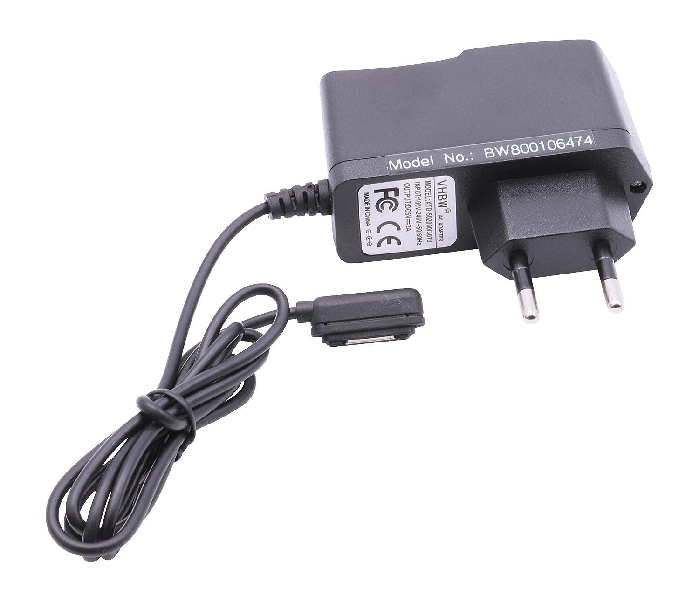 vhbw Fuente de alimentación Cargador Cable de Carga 220 V para ...