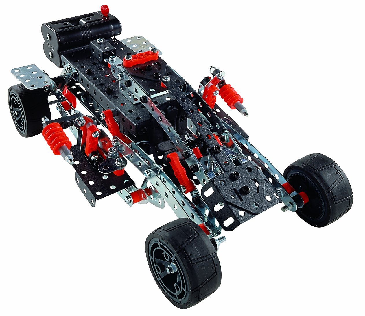 Amazon erector by meccano super construction set 25 motorized amazon erector by meccano super construction set 25 motorized model building set 638 pieces for ages 10 and up stem education toy toys games fandeluxe Images