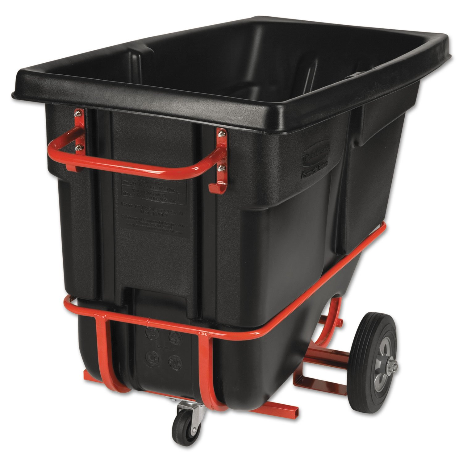 Rubbermaid Commercial Products Rcp 1305-42 1/2 Cubic Yard Fork Pock Et Tilt RCP 1305-42