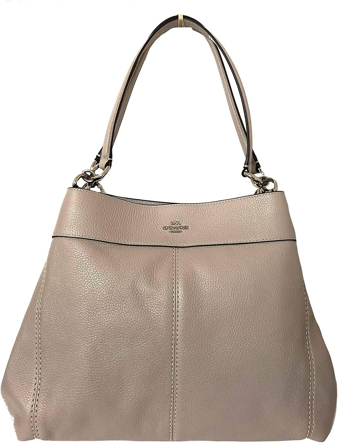 Coach Pebble Leather Lexy...