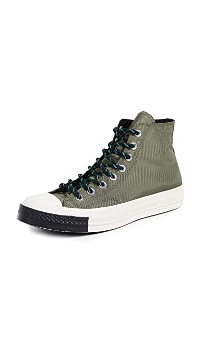 4e5fbc783263 Converse Men s Chuck 70 Hi-top Trek Tech Sneakers Field Surplus 7 M US  Buy  Online at Low Prices in India - Amazon.in