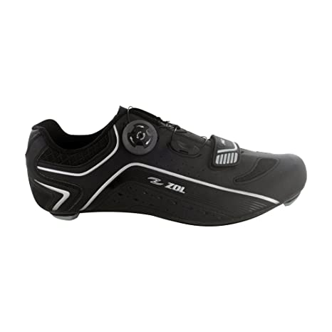 Zol Peloton Carbon Road Cycling Shoes W Rollkin Lacing System