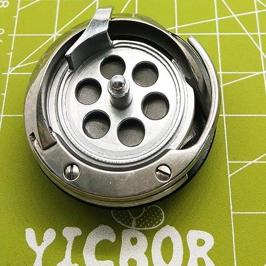YICBOR #0040767000 - Gancho giratorio para Bernina 217 540 640 740 ...