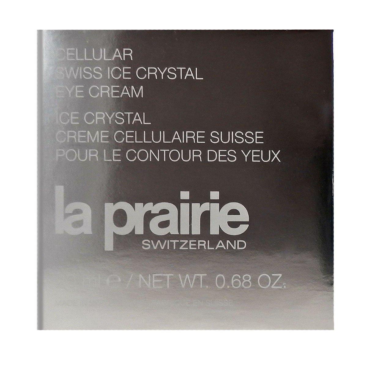 La Prairie Cellular Swiss Ice Crystal Eye Cream for Women, 0.68 Ounce