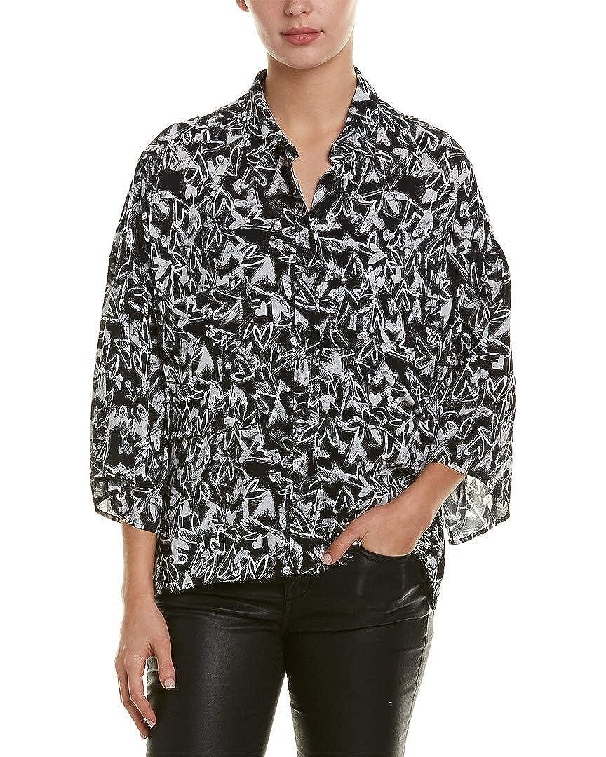 IRO Womens Conquet Shirt Black 38