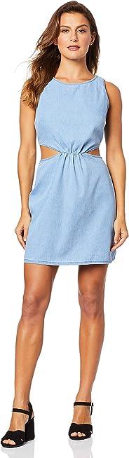 Vestido mídi Jeans Comfort, Sommer, Feminino