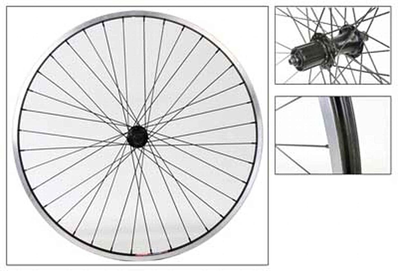 Weinmann 519 Rear Wheel 700c x 35 36H QR 8-Speed Cassette Black