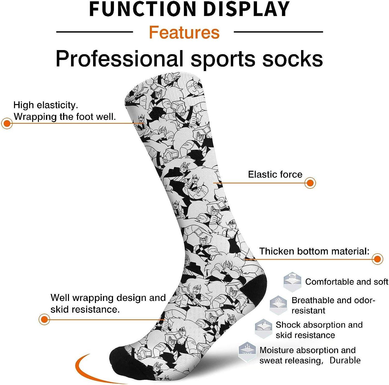 Womens Jasper-Antagonists-of-Crystal-Gems-White Tube Socks Funny Cotton High Ankle Socks for Woman