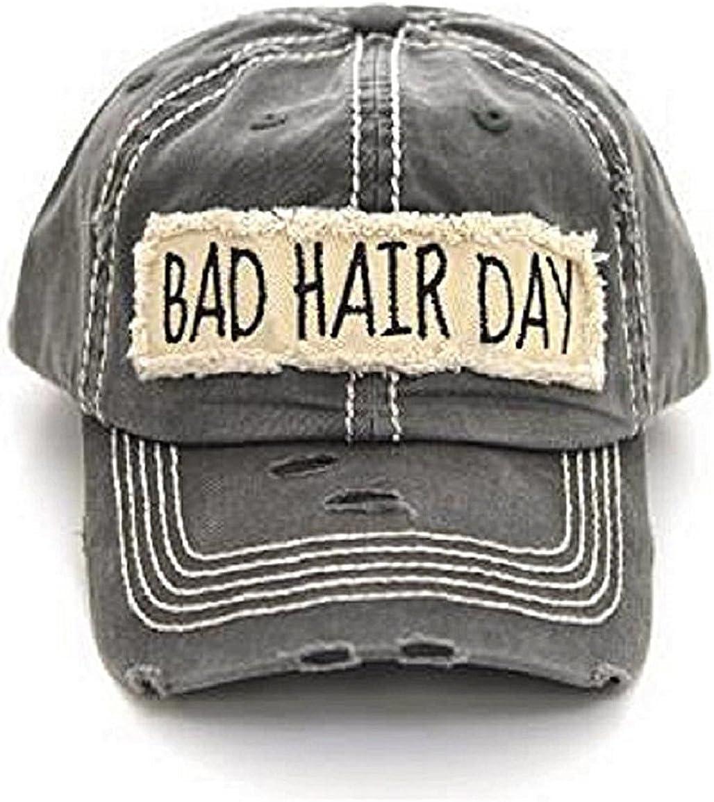AH Adjustable Bad Hair Day...