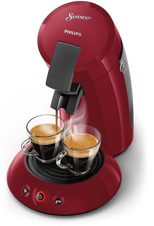 Senseo HD6553/80 Cafetera Philips, 1450 W, 0.7 litros, De plástico ...
