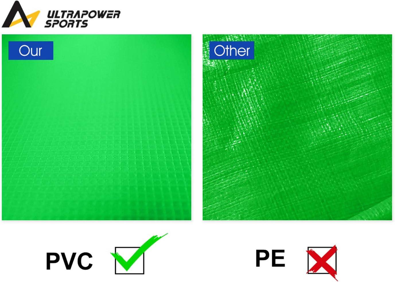 Bleu Vert Rose Multicolore ULTRAPOWER SPORTS Coussin de Protection des Ressorts pour Trampoline 244cm 305cm 366cm 397cm 427cm