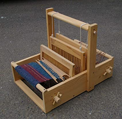 Amazon.com: Weaving Loom 2-harness