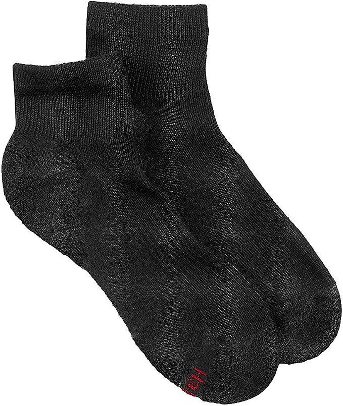 Hanes Mens ComfortBlend Ankle Socks 6-Pack,