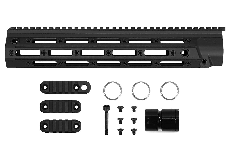DYTAC Remingtonタイプ RAHG HK416ハンドガード 13.5インチ セラコート ブラック (VFC/Umarex) B0793JR955 VFC/Umarex VFC/Umarex