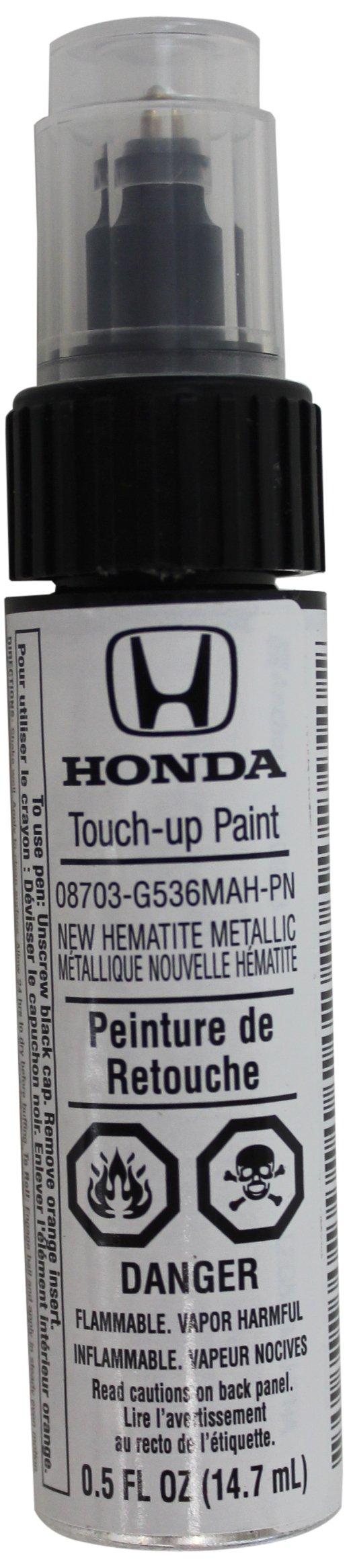 Genuine Honda Accessories 08703-G536MAH-PN Hematite Metallic Touch-Up Paint