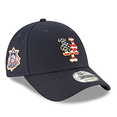 ba2e2c5d New Era New York Mets 2018 July 4th Stars and Stripes 9FORTY Adjustable Hat