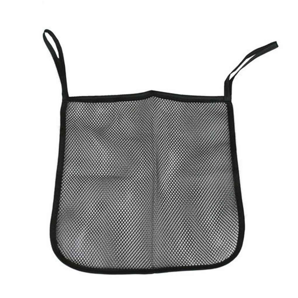Baby Stroller Accessories Pushchair Pram Mesh Bag Baby Stroller Mesh Bag Baby Outdoor Mesh Bag