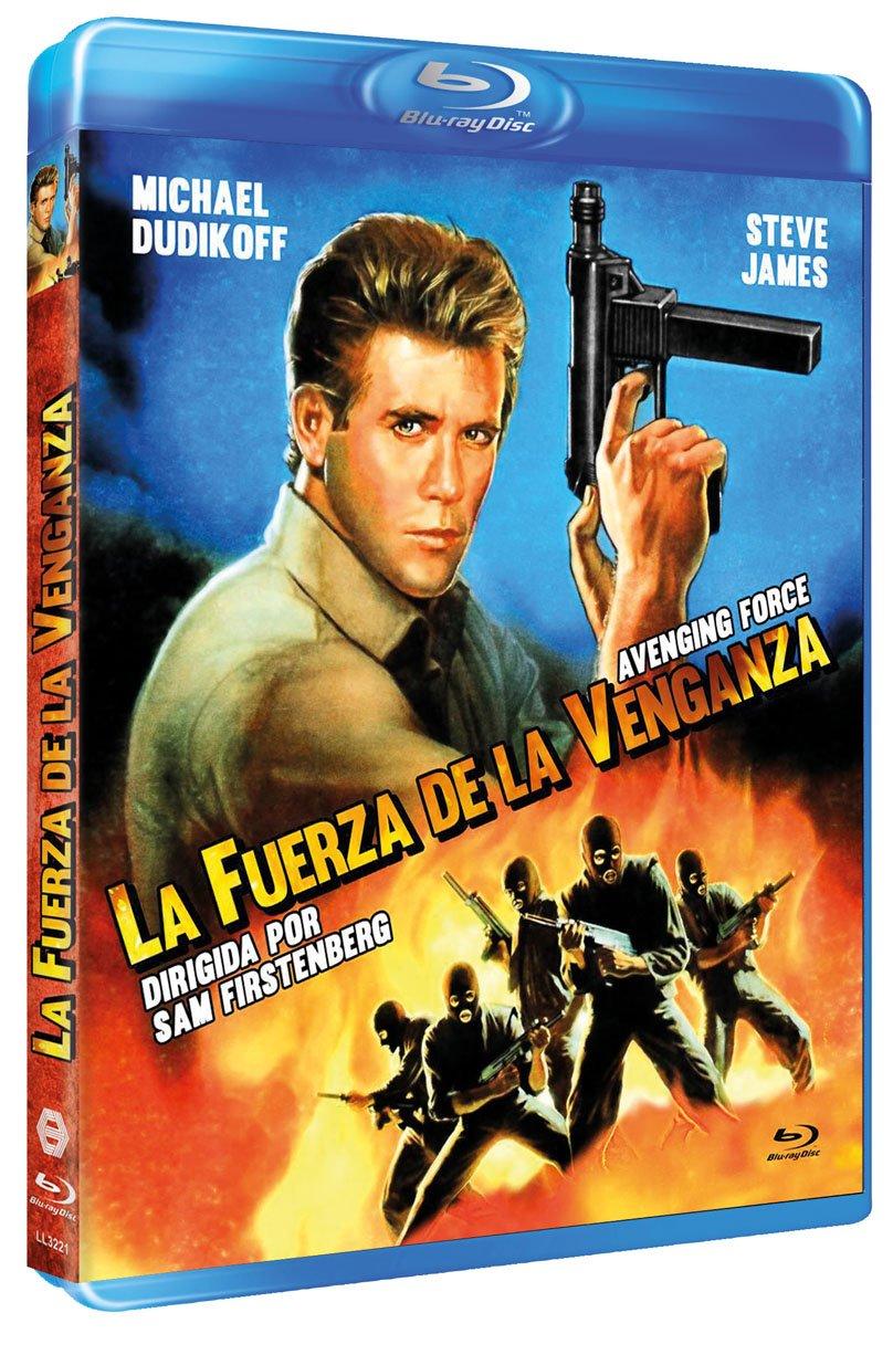 La Fuerza de la Venganza [Blu-ray]: Amazon.es: Michael ...